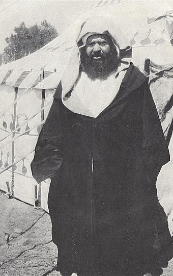 Mulai Ahmed er Raisuni, the last of the Barbary Pirates. Raisuli.JPG