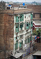Raj Kapoor was born in this house, a bird's eye view..JPG