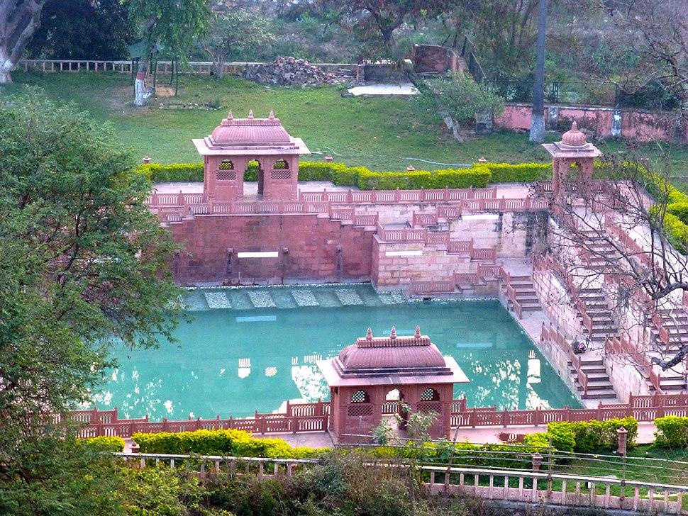 Rajgir - 028 Bathing Pool at foot of Hill (9245042360)