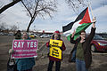 Rally in solidarity with Palestine on the anniversary of the Deir Yassin massacre (25732047013).jpg