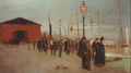 Ramon Casas — Figures en el port.png