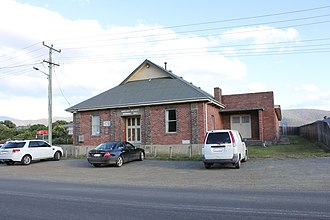 Ranelagh, Tasmania - Ranelagh Soldiers Memorial Hall