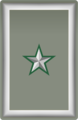 Rank insignia of maggiore of the Italian Army (1918).png