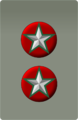Rank insignia of tenente i.g.s. of the Italian Army (1916).png