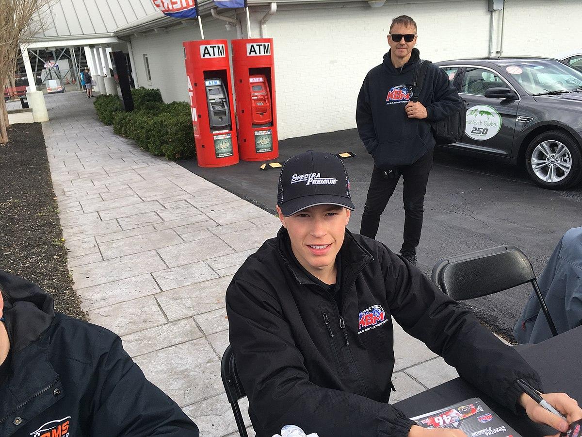 Kyle Busch Motorsports >> Raphaël Lessard - Wikipedia