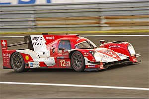 Rebellion Racing - Image: Rebellion R One Rebellion racing bis