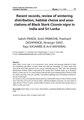 Recent records, review of wintering distribution, habitat choice and associations of Black Stork (Ciconia nigra) in India and Sri Lanka Biota Raju Kasambe.pdf
