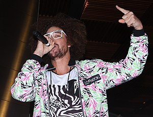 Redfoo discography - Redfoo performing in 2014.