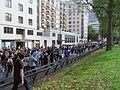 Refugees Welcome Demo - London, England - 12 Sep. 2015.jpg