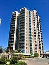 Regents Park East tower condominium in Victoria, BC.
