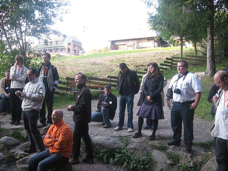 Datei:Regiowikicamp 2009 (5).JPG