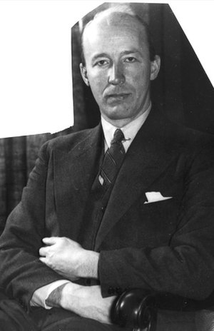 Reidar Dahl - Reidar Dahl, c. 1935