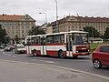 Reko TT Prašný most - Vítězné náměstí, NAD na Kulaťáku.jpg