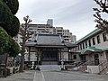 Religious buildings around Takanawa 16.jpg