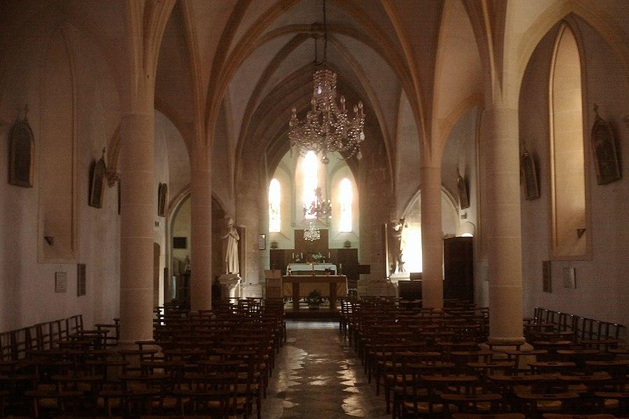 Église de fr:Remilly-sur-Lozon