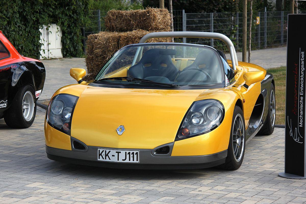 Px Renault Sport Spider Sp