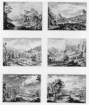 Renier Meganck - Image: Renier Meganck Mountainous landscapes