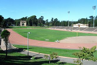 San Francisco Recreation & Parks Department - Kezar Stadium was renovated in 1989.