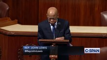 File:Representative John Lewis Says It's Time to Begin Impeachment Proceedings.webm