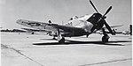 Republic P-47D Thunderbolt Possibly a P-47D-25-RE (16948889765).jpg