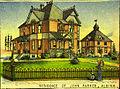 Residence of John Parker, Albina (Clohessy and Strengele, 1890).jpg