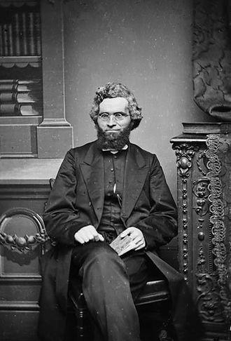 Ieuan Gwyllt - Ieuan Gwyllt, about 1875, by Welsh photographer John Thomas