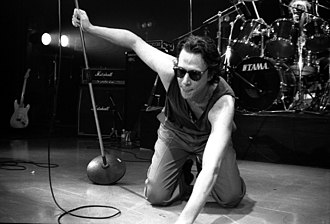 Richard Hell - Richard Hell live at the Club Chitta Kawasaki Japan