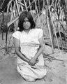 Rio Madidi, Bolivia. Kvinna. Rio Madidi - SMVK - 005547.tif