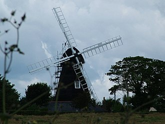 Ripple, Kent - Image: Ripple mill