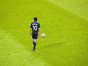 a8eb96a970bd4 Numeração de camisa no futebol – Wikipédia