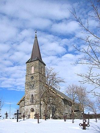Rissa, Norway - Rissa Church