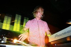Riton (musician) - Riton in 2006