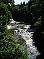 River Clyde Below Bonnington Linn - geograph.org.uk - 487843.jpg