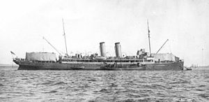HMS Riviera - Image: Riviera 1914