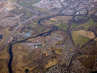 Newton, South Lanarkshire Human settlement in Scotland