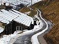 Roadside house at Calvert Houses - geograph.org.uk - 1727722.jpg