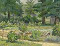 Robert Hoffmann Der Garten des Künstlers in Zehlendorf.jpg