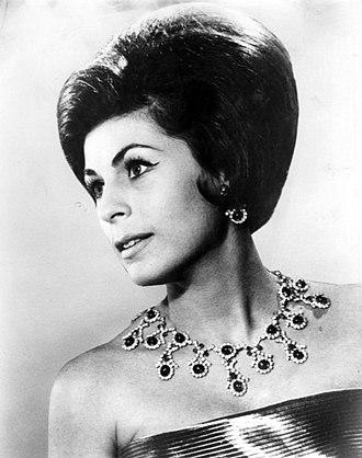 Roberta Peters - Peters in 1974