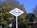 Rockford IA Logo Road sign.JPG