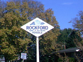 Rockford IA Logo Road sign.JPG