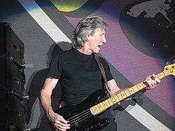 Roger Waters en un concierto en solitario en junio de 2006.