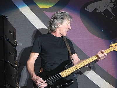 Waters durante un concerto nel 2006