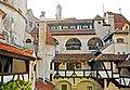 Romania-1940 - Balconies (7706899440).jpg