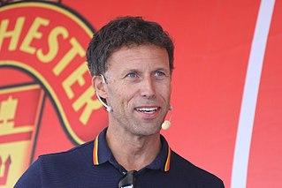 Ronny Johnsen Norwegian footballer