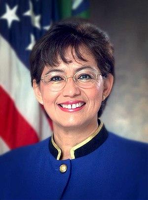 Rosario Marin - Official Portrait