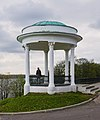 Rotunda at Volzhskaya Embankment in Yaroslavl 02.jpg