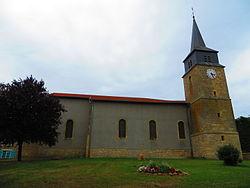 Rouvrois-sur-Othain L'église Saint-Félix.JPG