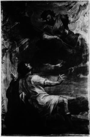 Proculus Julius - Rubens Apparizione di Romolo e Proculo, (17c.) National Museum of Wales, Cardiff