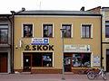 "Rudnik nad Sanem - ul. Rynek 21 - budynek - SKOK ""Skarbiec"" - DSC09466 v4.jpg"