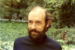 David Ruelle Belgian-French mathematical physicist
